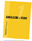 učebnice ENGLISH4KIDS 1