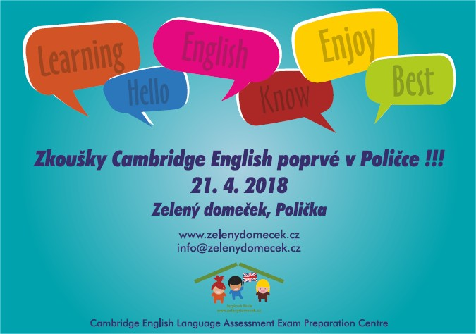 Zkoušky Cambridge English