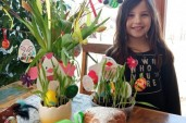 Anetka: May your Easter basket be full of Joy & Happiness!
