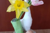Zuzka S.: Easter in my house.